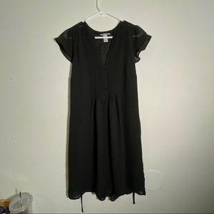 [ h&m ] black dress